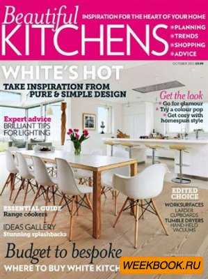 Beautiful Kitchens - October 2012