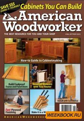 American Woodworker - October/November 2012 (No.162)