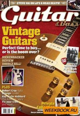 Guitar & Bass - October 2012