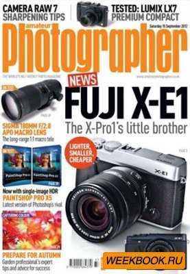 Amateur Photographer - 15 September 2012