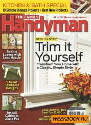 The Family Handyman - October 2012