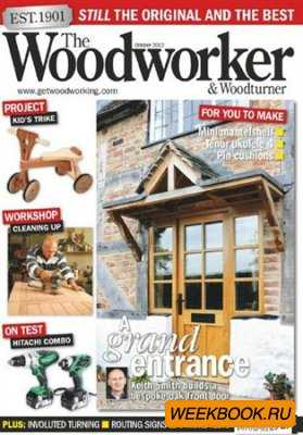 The Woodworker & Woodturner - October 2012