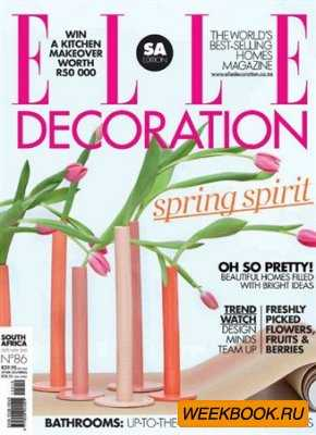 Elle Decoration - October/November 2012 (South Africa)