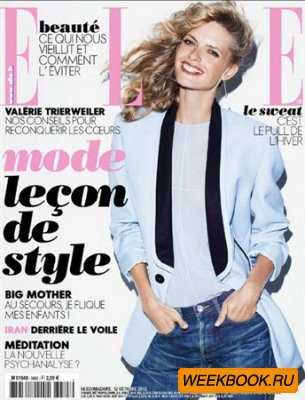 Elle - 12 Octobre 2012 (France)