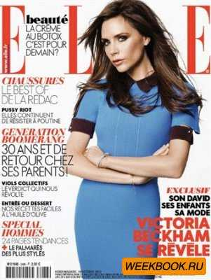 Elle - 19 Octobre 2012 (France)