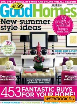 GoodHomes - July 2011