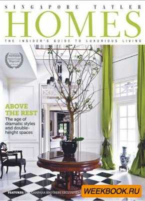 Singapore Tatler Homes - October/November 2012