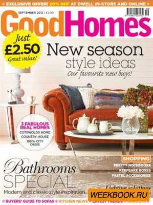 GoodHomes - September 2012 (UK)