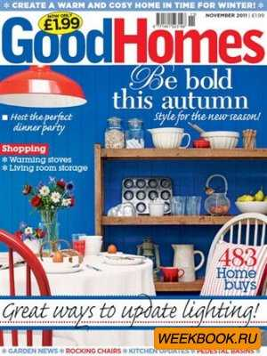 GoodHomes - November 2011 (UK)