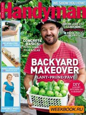 Handyman - November 2012 (New Zealand)