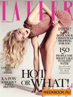 Tatler - December 2012 (UK)