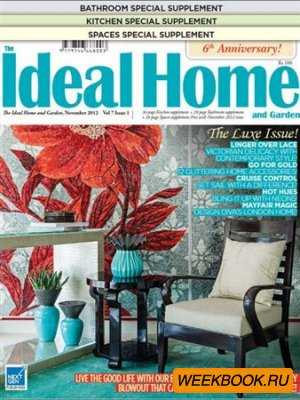 The Ideal Home and Garden - November 2012