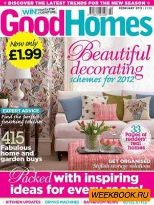 GoodHomes - February 2012 (UK)