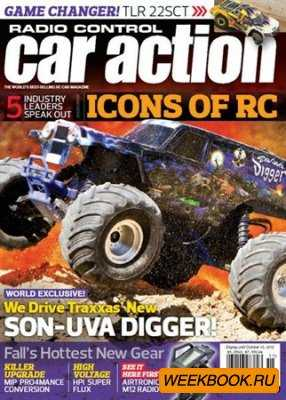 Radio Control Car Action - November 2012
