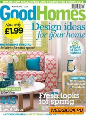 GoodHomes - March 2012 (UK)