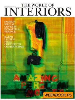 The World of Interiors - December 2012