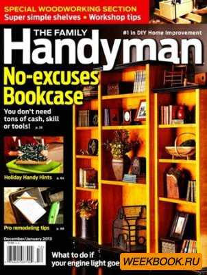 The Family Handyman - December 2012/January 2013