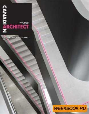 Canadian Architect - November 2012