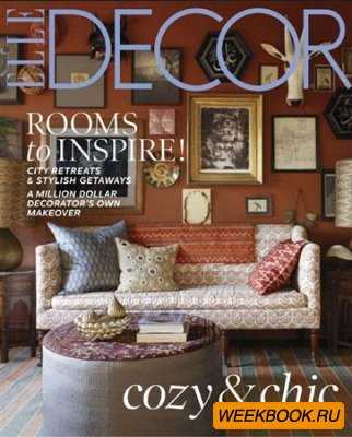 ELLE Decor - December 2012 (US)