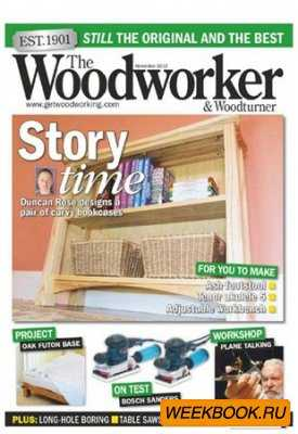 The Woodworker & Woodturner - November 2012