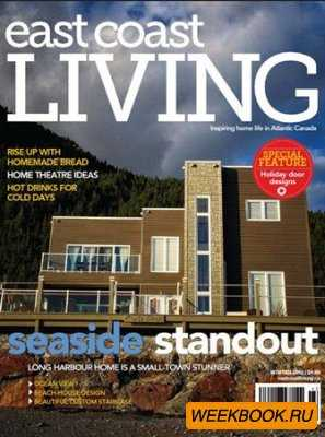 East Coast Living - Winter 2012