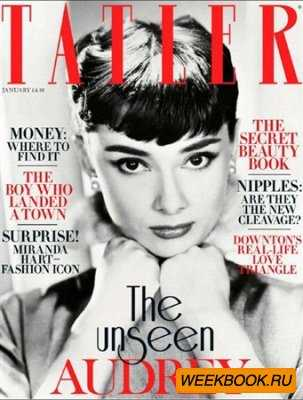 Tatler - January 2013 (UK)