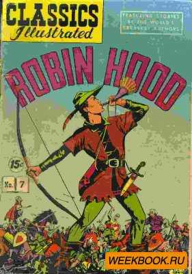 Classics illustrated - Robin Hood