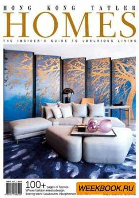 Hong Kong Tatler Homes - Winter 2012