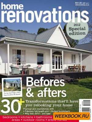 Home Renovations - 2012 Special