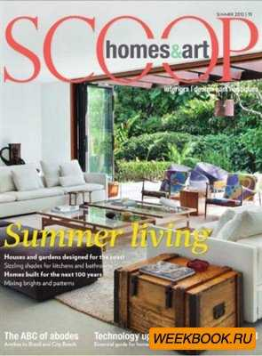 Scoop Homes & Art - Summer 2012/13