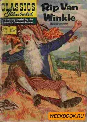 Classics illustrated - Rip Van Winkle