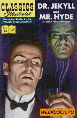 Classics illustrated - Dr.Jekyll and Mr.Hyde