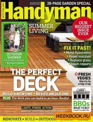 Handyman - December 2012/January 2013 (Australia)
