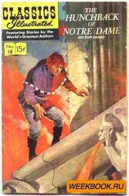 Classics illustrated - The Huhchback of Notre Dame.