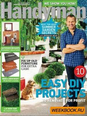Handyman - December 2012/January 2013 (New Zealand)