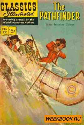 Classics illustrated - The Pathfinder.