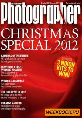 Amateur Photographer - 22-29 December 2012