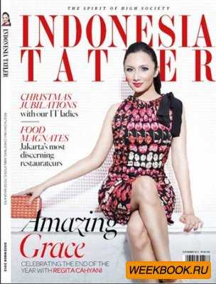 Tatler - December 2012 (Indonesia)