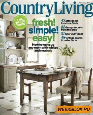 Country Living - February 2013 (US)