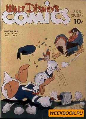 Walt Disney's Comics and Stories №2 1940