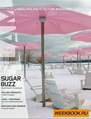Landscape Architecture - January 2013