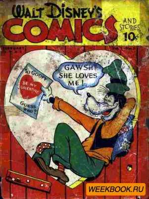 Walt Disney's Comics and Stories №5 1941