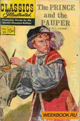 Classics illustrated - The Prince and the Pauper