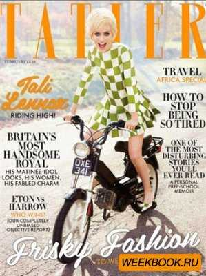 Tatler - February 2013 (UK)