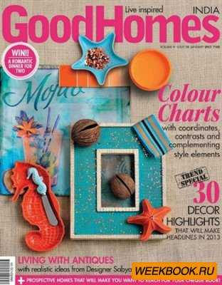 Good Homes - January 2013 (India)
