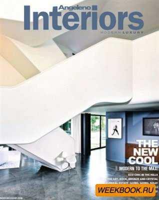 Angeleno Interiors - Winter 2013