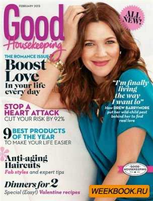 Good Housekeeping - February 2013 (US)