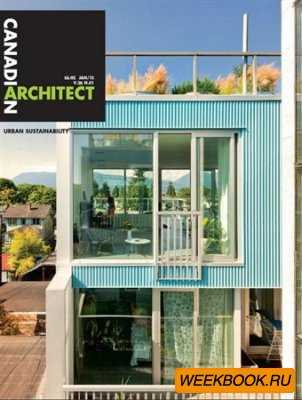 Canadian Architect - January 2013