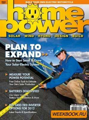 Home Power - February/March 2012