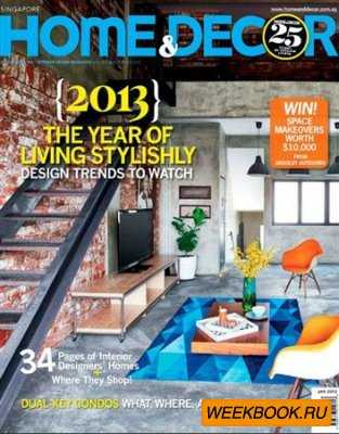 Home & Decor - January 2013 (Singapore)